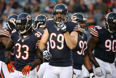 Chicago Bears Stock Report: Where Is Jared Allen?