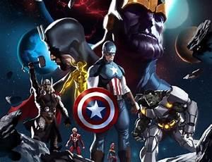 Full Marvel Movie Release Schedule | Den of Geek