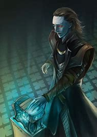 Loki Marvel Fan Art
