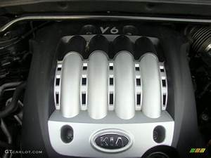 2006 Kia Sportage Ex V6 4x4 2 7 Liter Dohc 24
