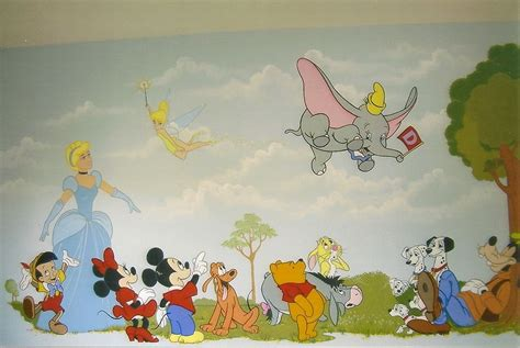 I Like This Idea Of Combining Disney Characters