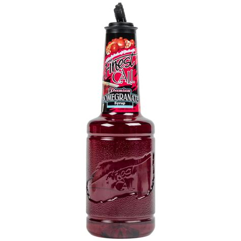 what is a call drink finest call pomegranate drink mix 1 liter