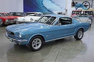 1966 Ford Mustang Fastback – Pacific Classics