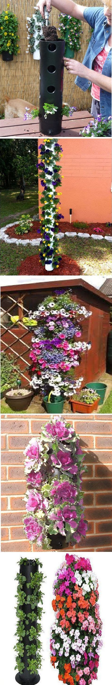 Polanter Vertical Gardening System by 36 Cool Indoor And Outdoor Vertical Garden Ideas Gardens