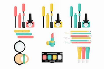Makeup Clip Things Pretty Clipart Illustrations Mascara