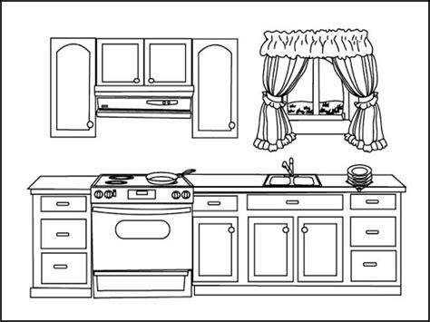 giochi di una volta disegni disegni da colorare i mobili mamma e casalinga