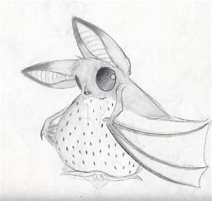 .- Fruit Bat Original -. by ZeroTheNonHero on DeviantArt