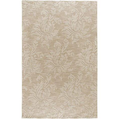 home depot area rugs 8 x 10 artistic weavers sofia beige wool 8 ft x 10 ft area rug