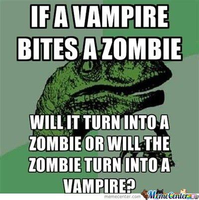 Zombie Memes - vire or zombie by samo meme center