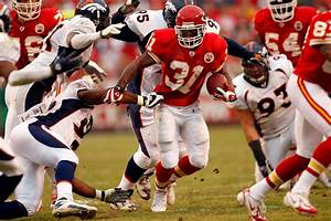 Kansas City Chiefs: All-Time Leaders in Rushing Touchdowns