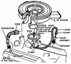 1981 Corvette Engine Compartment Diagram