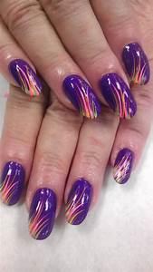27 simple acrylic nail designs ideas design trends