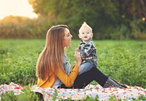 fotos apaixonantes de maes  filhos  voce se