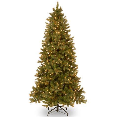 home depot 9 foot douglas fir artificial treee national tree company 6 5 ft downswept douglas slim fir