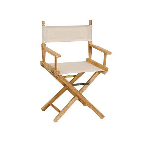 chaise de metteur en scène chaise realisateur ikea table de lit