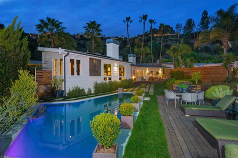 For Rent In Los Angeles California Area by Beautiful Home City Views Pool Houses