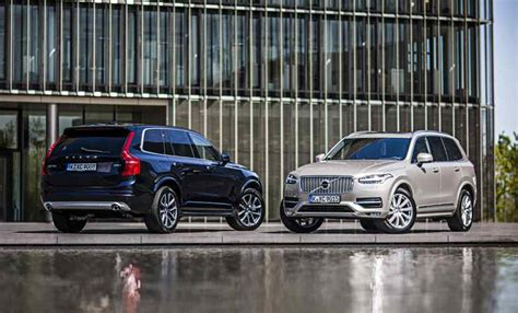 Volvo To Electrify Entire Model Lineup By 2019 Auto