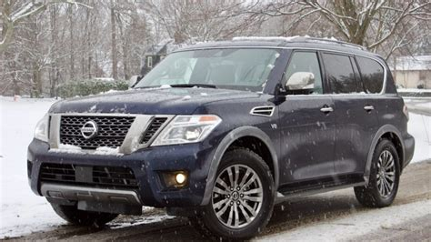The 2018 Nissan Armada Is Overkill Of The Best Sort