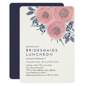 bridesmaid luncheon bridesmaid luncheon invitations announcements zazzle