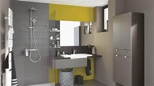 Style De Salle De Bain : meubles de salle de bains cuisinella ~ Teatrodelosmanantiales.com Idées de Décoration