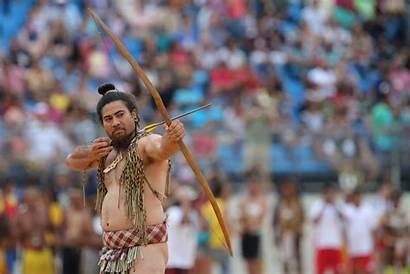 Brazil Indigenous Games Maori Archery Palmas Zealand
