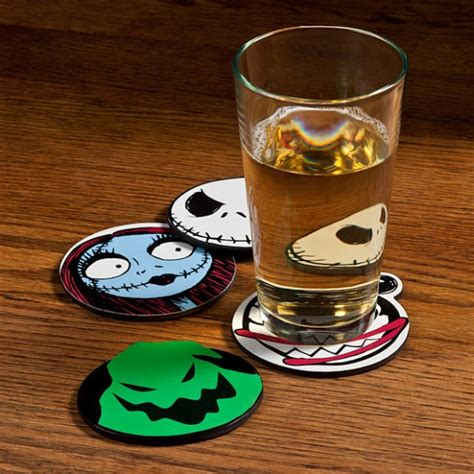 nightmare before kitchen accessories nightmare before character coasters 7109