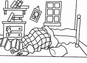une chambre dessin chaioscom With comment dessiner une chambre