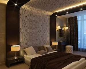 22 Ideas to Update Ceiling Designs with Modern Wallpaper