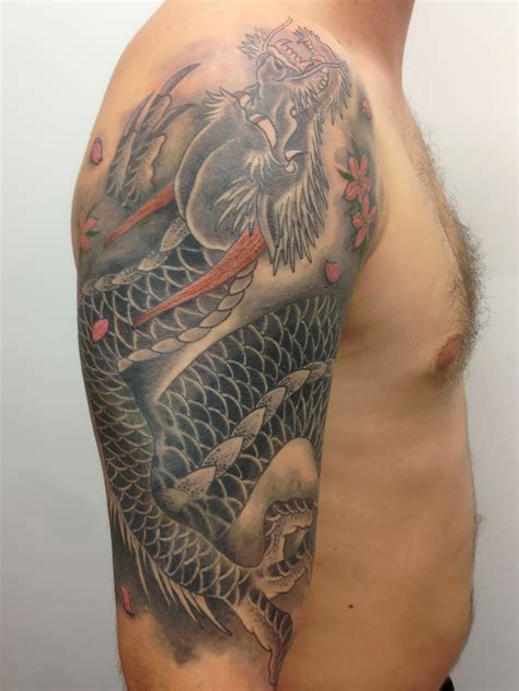 traditional japanese style tattoo artists  perth