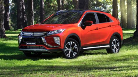 mitsubishi eclipse cross facelift spied caradvice