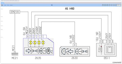 Wiring Diagram For Back by Lights Not Working Peugeot Forums