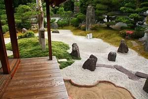 Le jardin japonais le jardin zen la nouvelle tendance