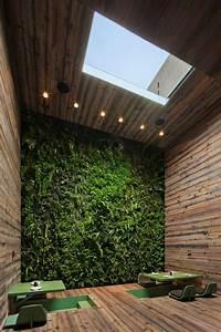 Deco Mur Interieur Moderne : le gazon synth tique n est plus une survivance inesth tique ~ Teatrodelosmanantiales.com Idées de Décoration