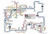 五合一!日本設計台灣鐵路地圖 神整合兩鐵、三捷和一輕軌 | 生活 | 三立新聞網 SETN.COM