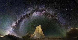 Astrophotography Blog: Arching Milky Way over Arches ...