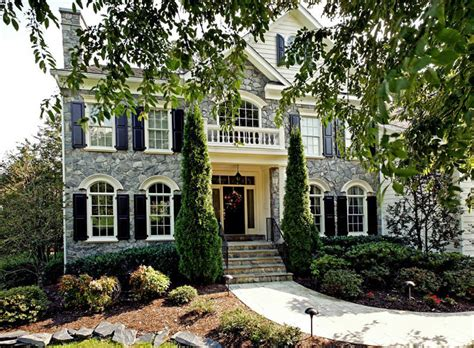 colonial luxury house plans five bed colonial luxury 36443tx architectural designs