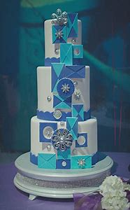 Wedding Cake Small World