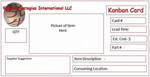 kanban card templates With kanban cards template