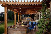 best rustic patio design ideas 16 Magical Rustic Patio Designs That You Will Fall In Love ...