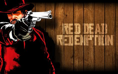 Red Dead Redemption Game Wallpapers (87 Wallpapers