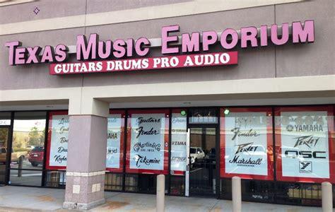 Music Instruments In Houston, Tx