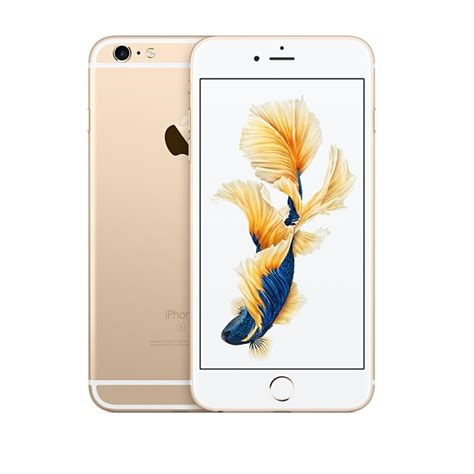 iphone 6s plus gold refurbished iphone 6s plus 16gb gold apple