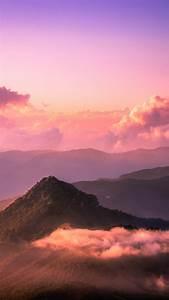 Landscape, Clouds, 4k, Wallpaper