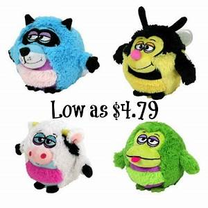 Cute Pillow stuff toys as low as $4 79 and free shipping