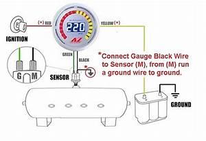 Air-zenith Digitale Luchtdrukmeter