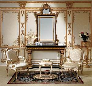 Interior Style Ventures Back To Baroque