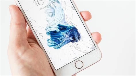 how to fix a broken phone screen how to repair a cracked iphone or screen macworld uk
