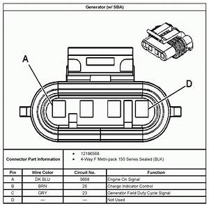 Cs130d Alternator Wiring Diagram