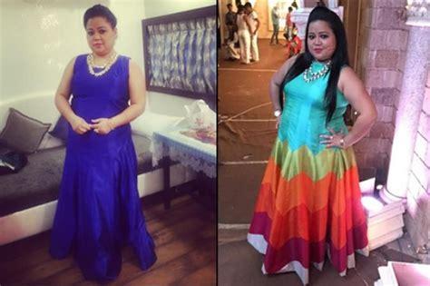 Comedy Queen Bharti Singh | Indian bridal fashion, Heavy ...
