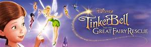 Tinker Bell And The Great Fairy Rescue Disney Fairies